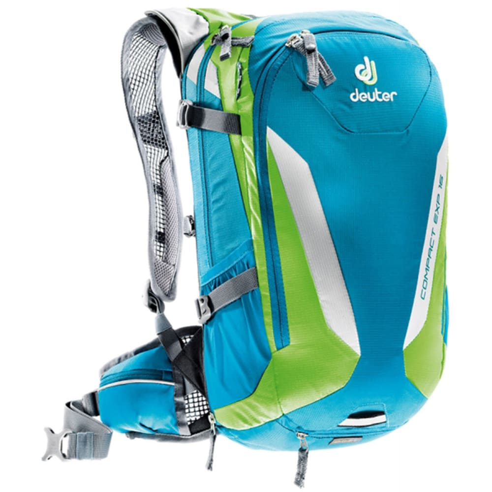 DEUTER Compact EXP 16 Hydration Pack - PETROL/KIWI