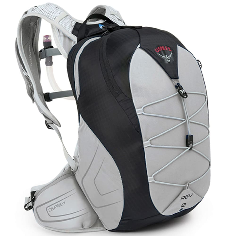 OSPREY Rev 12 Hydration Pack - CIRRUS GREY