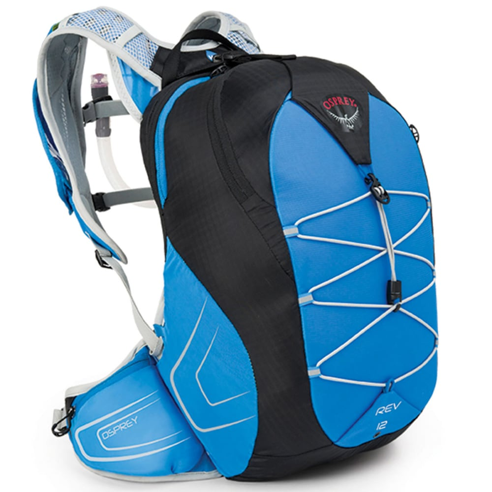 OSPREY Rev 12 Hydration Pack - BOLT BLUE