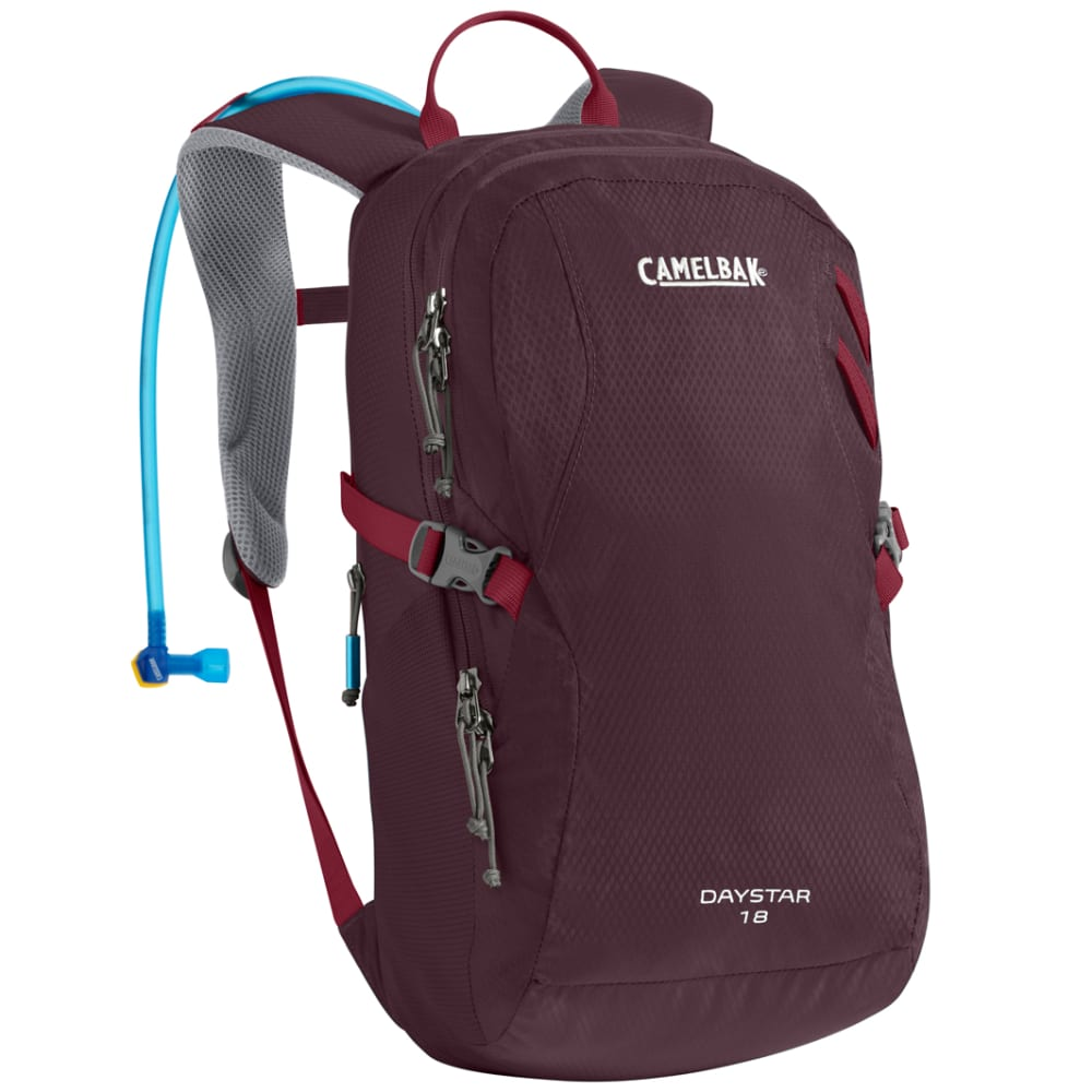 CAMELBAK Women's Day Star 18 Hydration Pack - BEET RED/WINETASTING