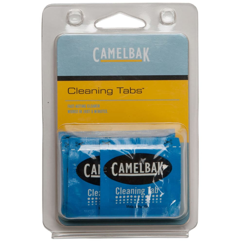 CAMELBAK Cleaning Tablets, 8 pack - NONE