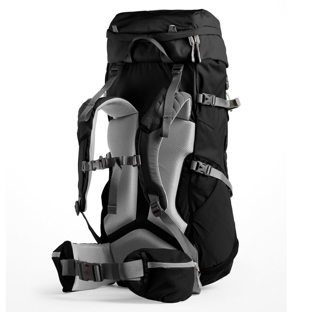 THE NORTH FACE Terra 50 Backpack - TNF BLACK/GREY