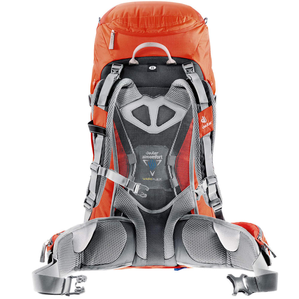 DEUTER Women's Futura Pro 34 SL Backpack - PAPAYA
