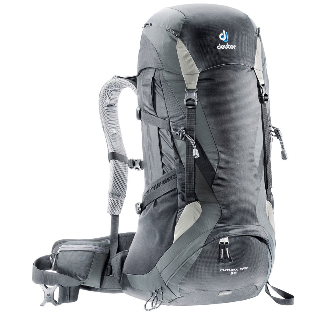 DEUTER Futura Pro 36 Backpack - BLACK