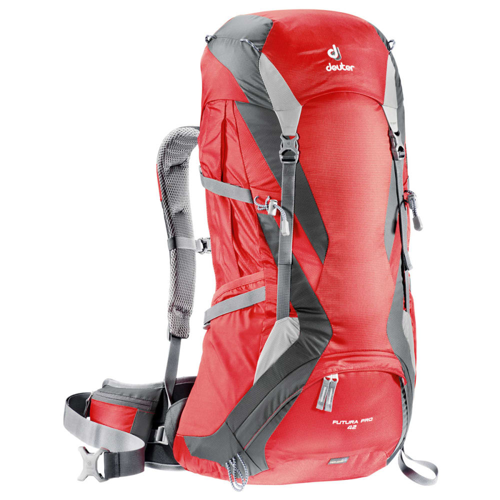 Deuter Futura Pro 42 Backpack - Red 34294
