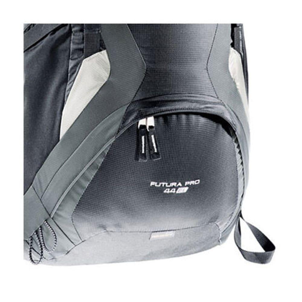 DEUTER Futura Pro 44 EL Backpack - BLACK/GRANITE