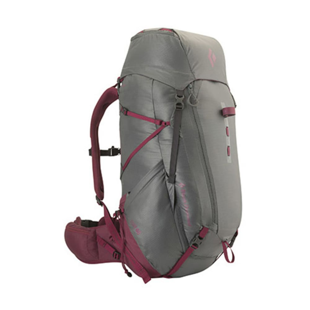 BLACK DIAMOND Women's Elixir 60 Backpack  - TITANIUM BERRY