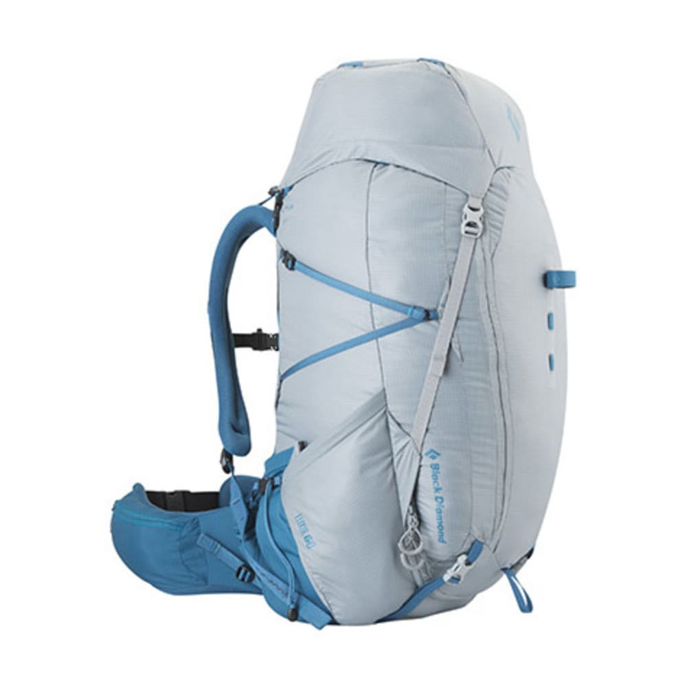 BLACK DIAMOND Women's Elixir 60 Backpack - VAPOR AZUR