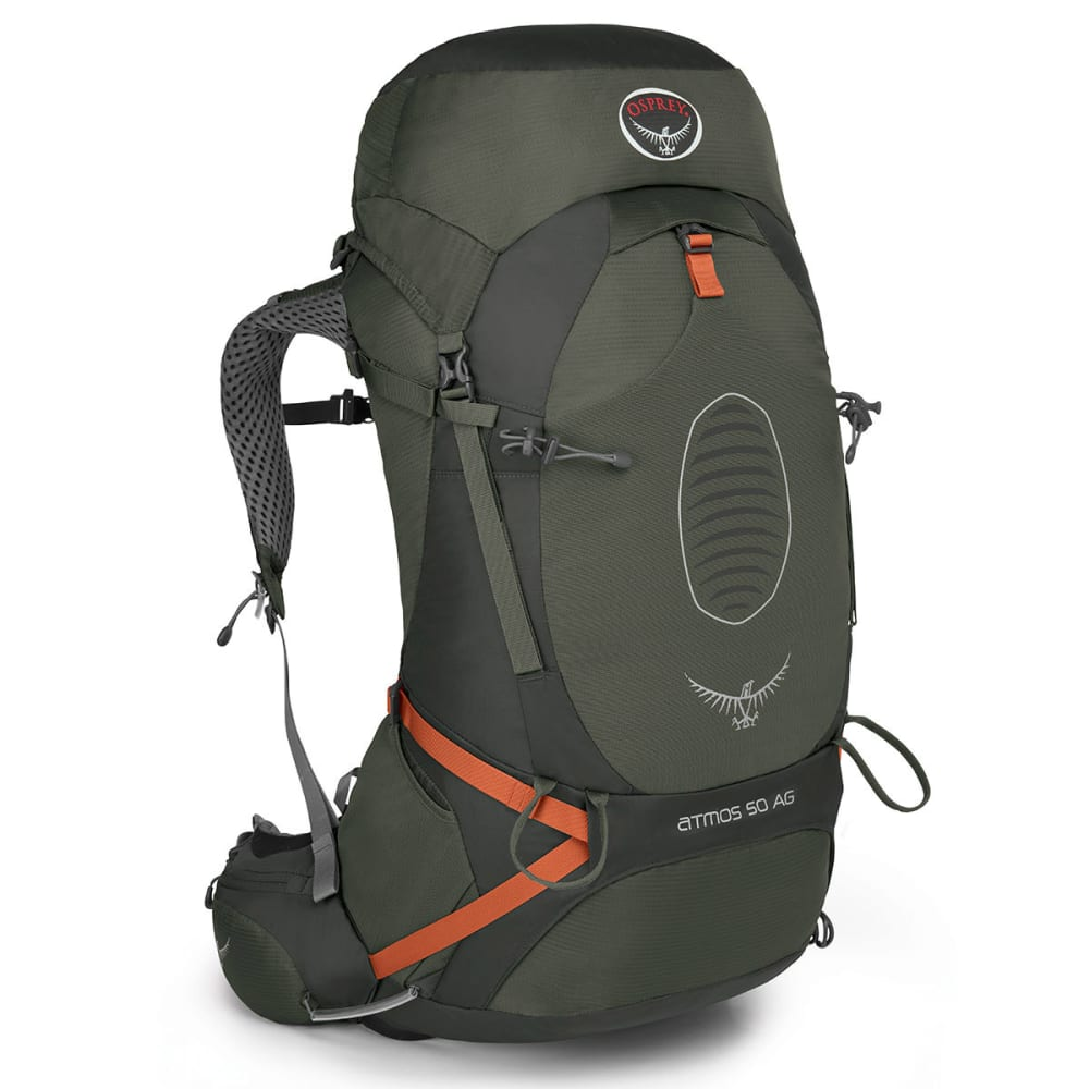 OSPREY Atmos AG 50 Backpack, Graphite Grey - GRAPHITE GREY