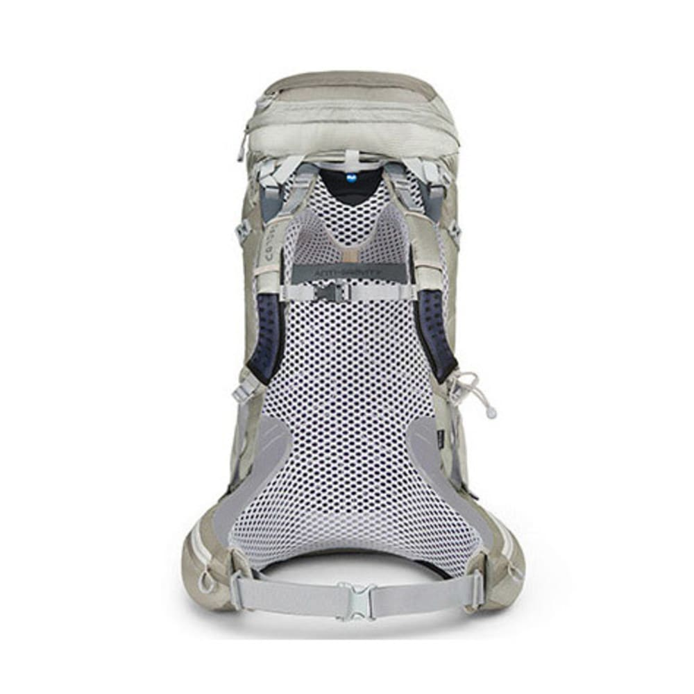 OSPREY Women's Aura AG 50 Backpack - SILVER STREAK