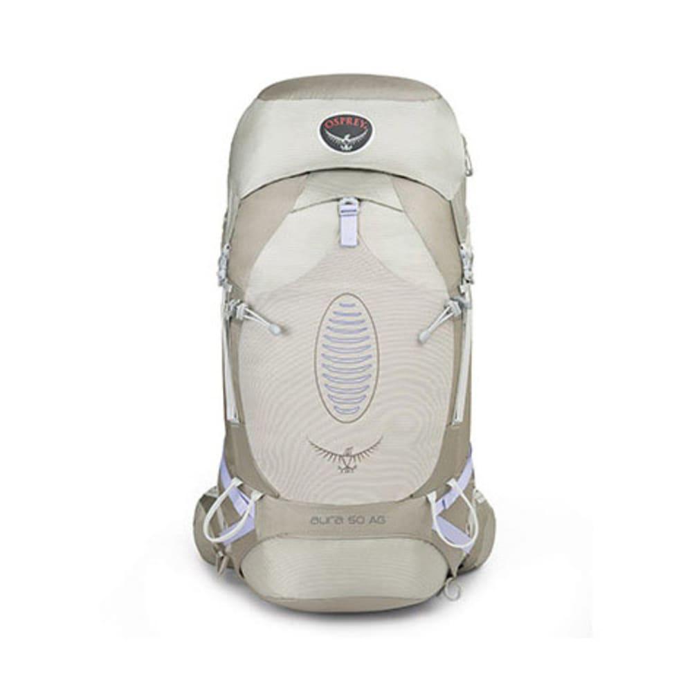 OSPREY Women's Aura AG 50 Backpack - SILVER STREAK