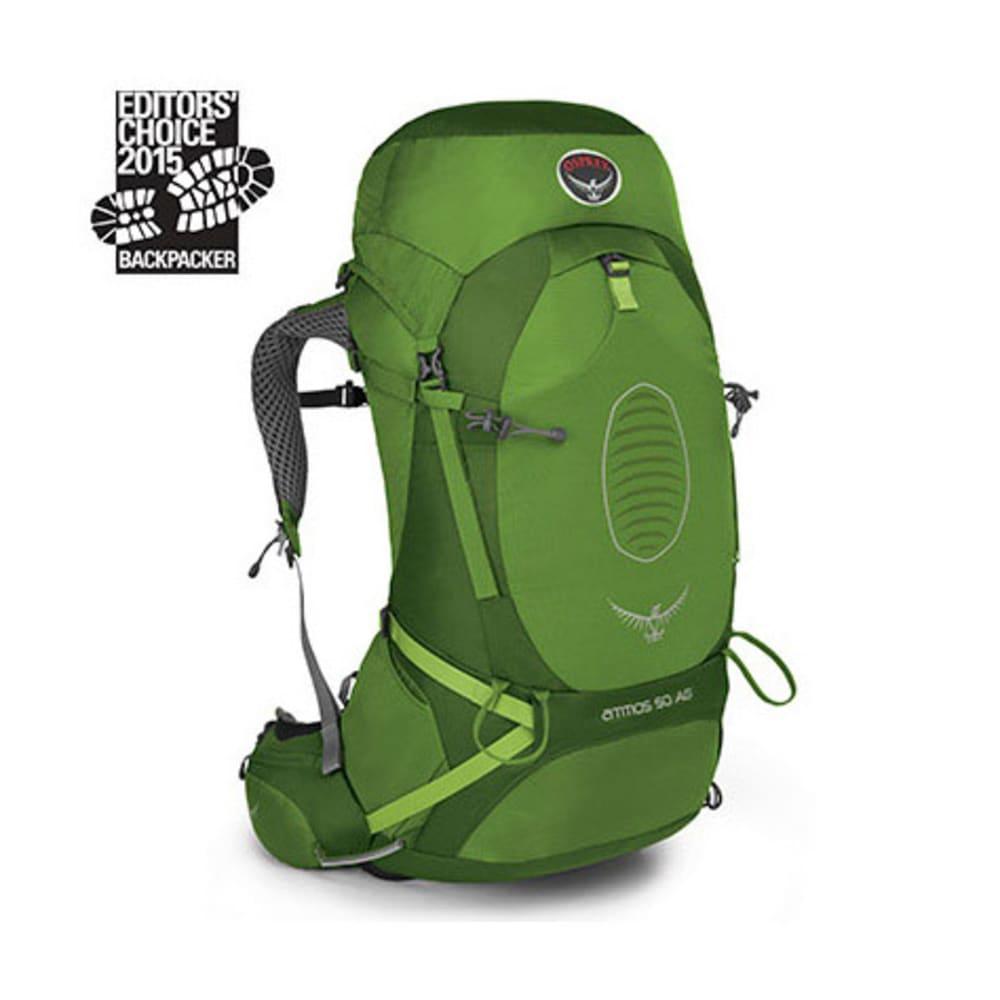 OSPREY Atmos AG 50 Backpack - ABSNTH GREEN