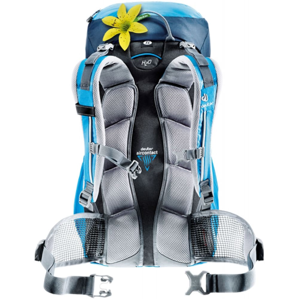 DEUTER Women's ACT Trail 28 SL Backpack - TURQUOISE/MIDNIGHT