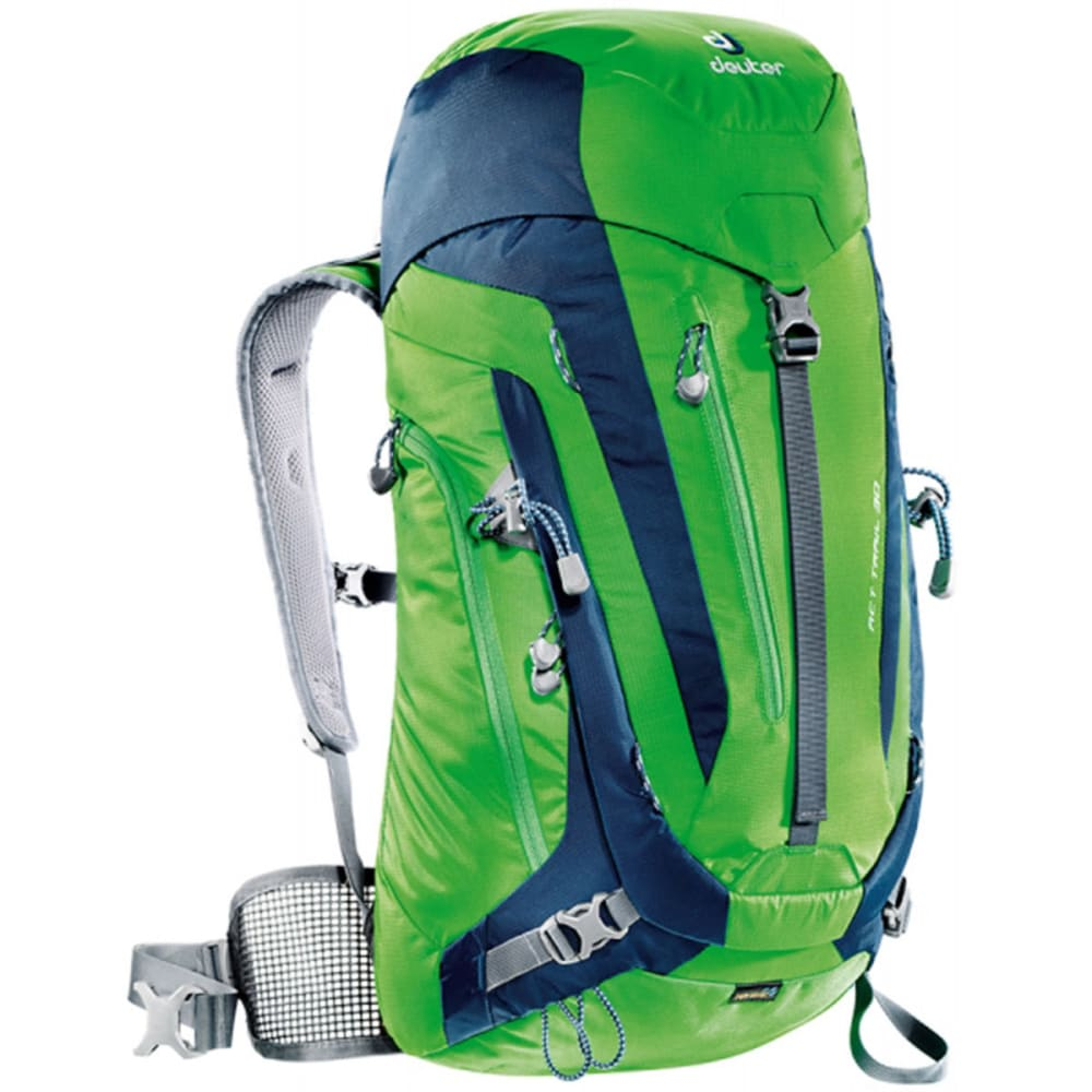DEUTER ACT Trail 30 Backpack - SPRING/MIDNIGHT