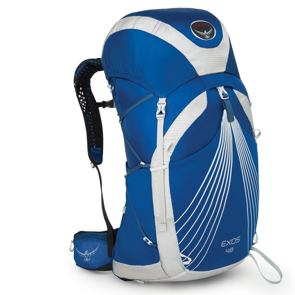 OSPREY Exos 48 Backpack  - PACIFIC BLUE