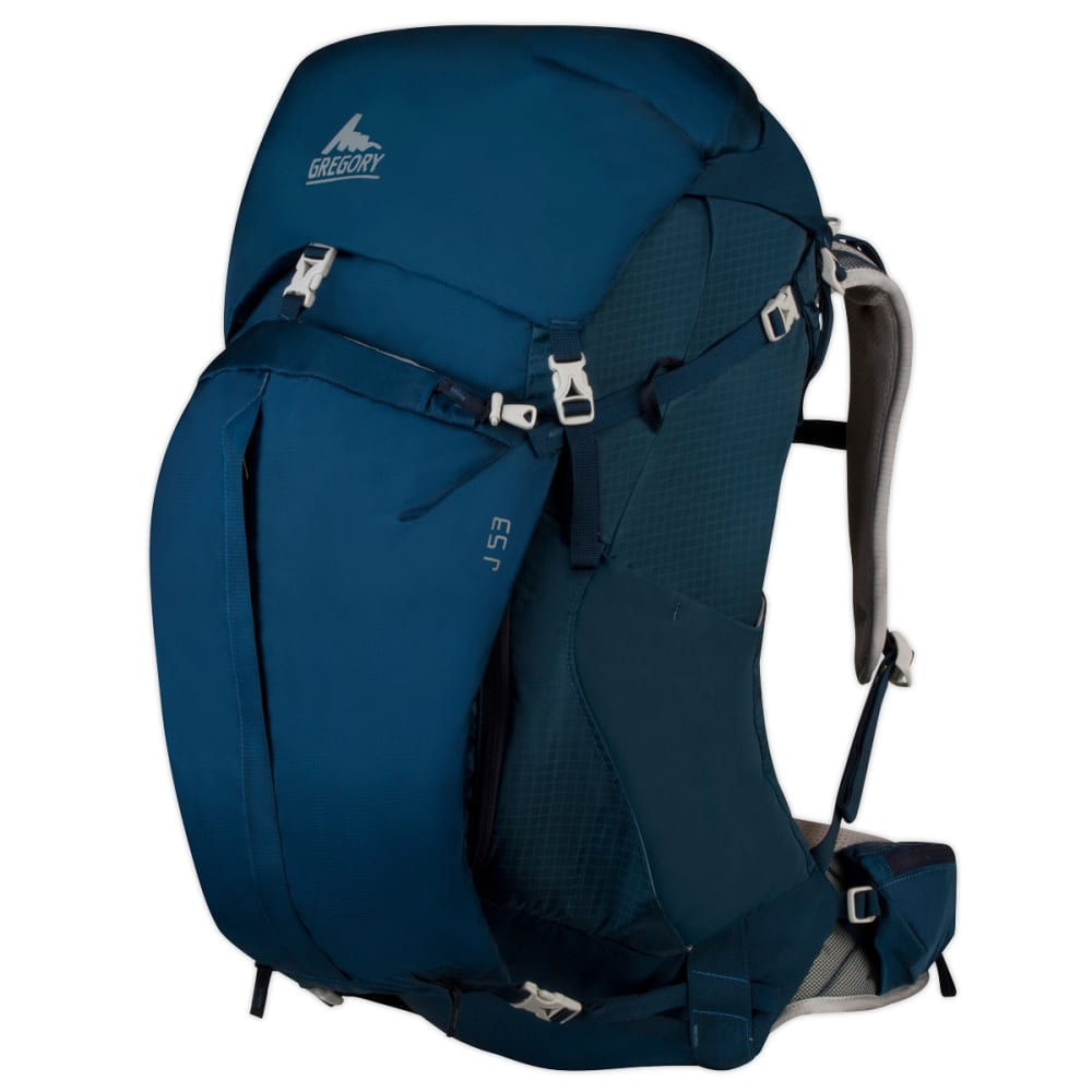 GREGORY Women's J-53 Backpack - TWILIGHT BLUE