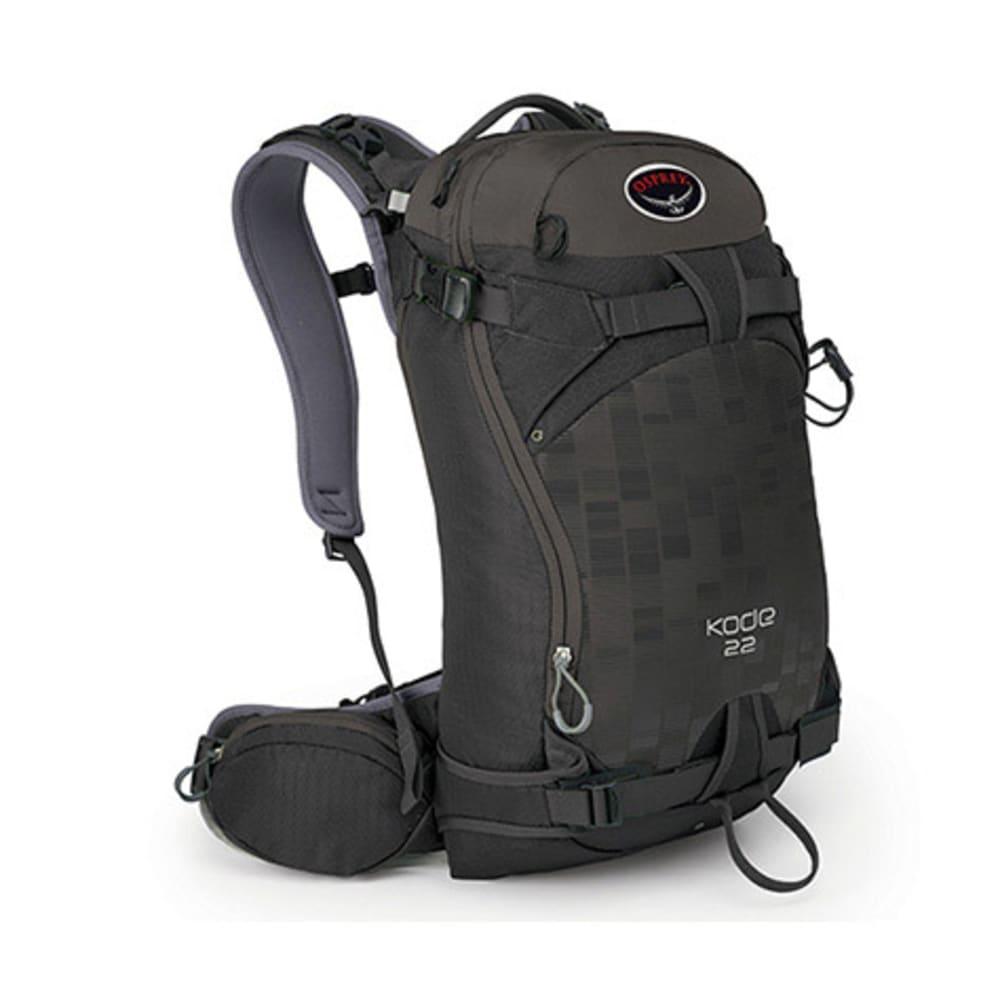 OSPREY Kode 22 Backpack - BLACK