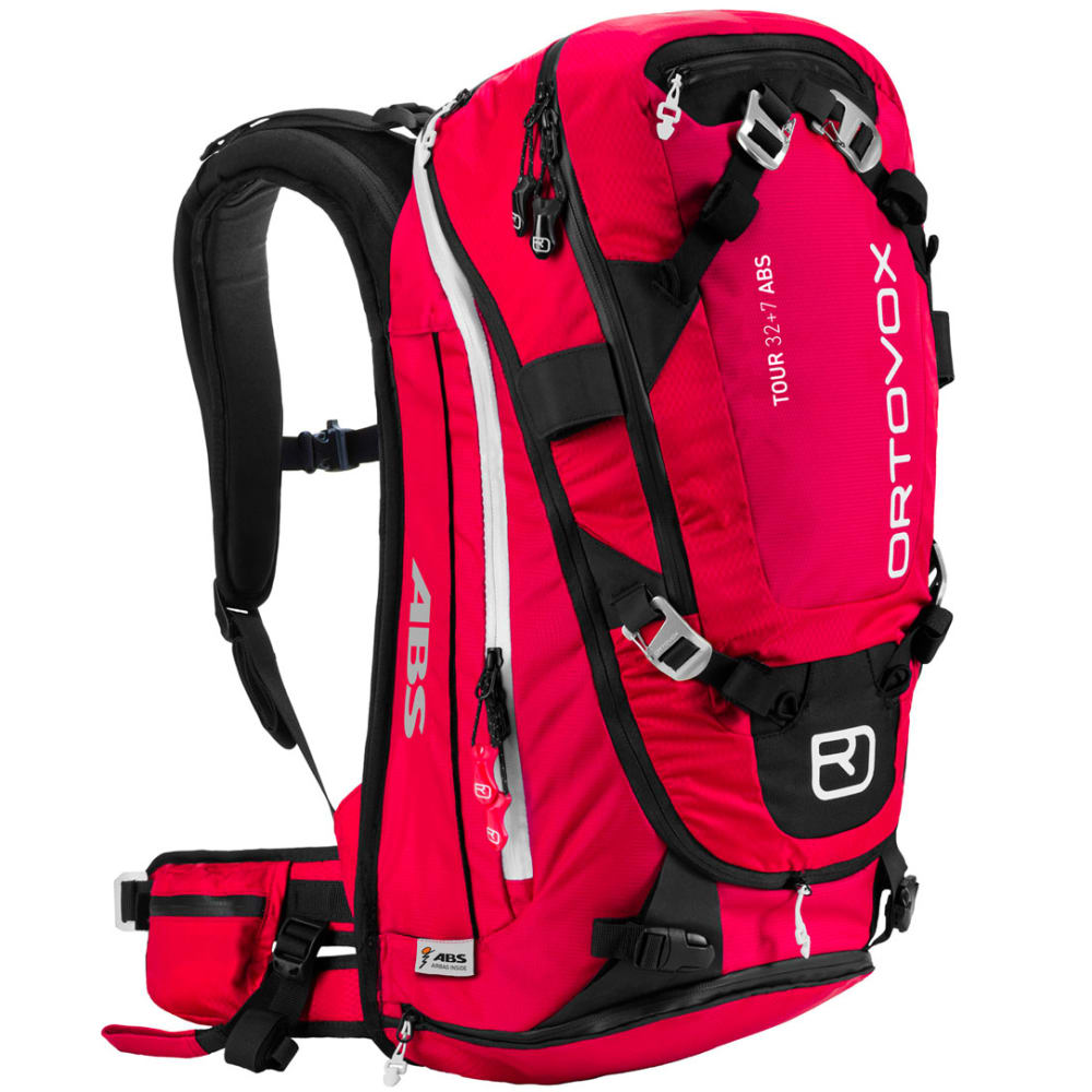 ORTOVOX Tour 32+7 ABS Avalanche Airbag - BERRY