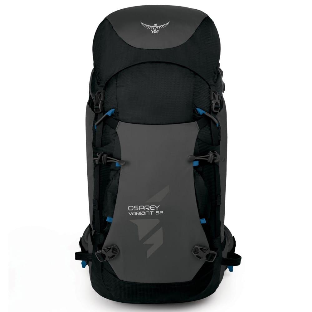 OSPREY Variant 52 Backpack - GALACTIC BLACK