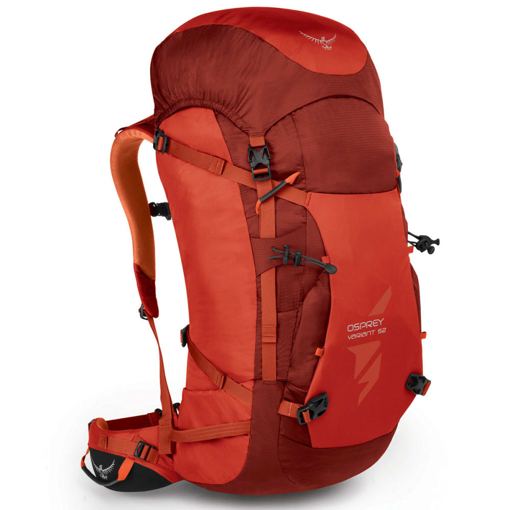OSPREY Variant 52 Backpack  - DIABLO RED
