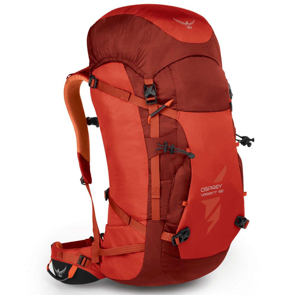 OSPREY Variant 52 Backpack - DIABLO RED