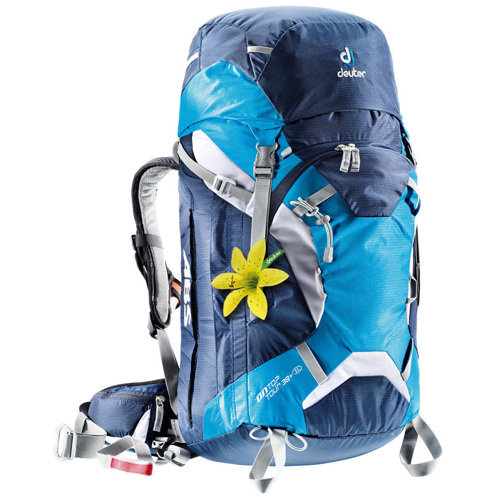 DEUTER On Top Tour ABS 38+ SL Backpack - MIDNIGHT/ TURQUOISE