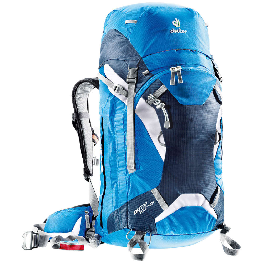 DEUTER On Top Tour ABS 40+ Backpack - OCEAN/MIDNIGHT