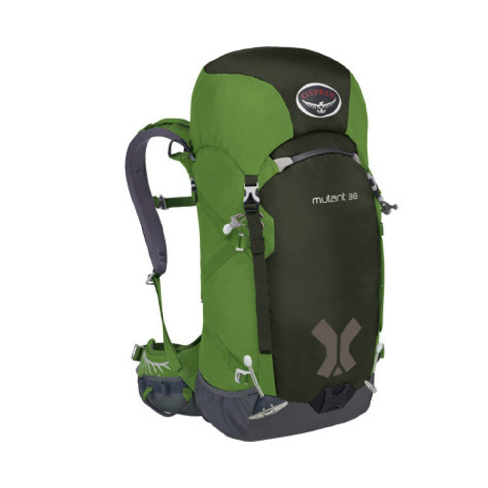 OSPREY Mutant 38 Backpack - EVERGREEN