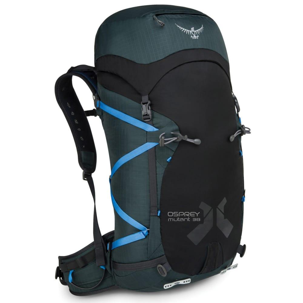 OSPREY Mutant 38 Backpack - GRITSTONE BLACK