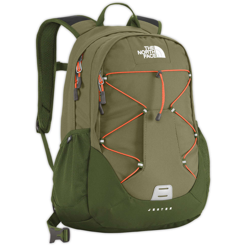 THE NORTH FACE Jester Daypack - BURNT OLIVE