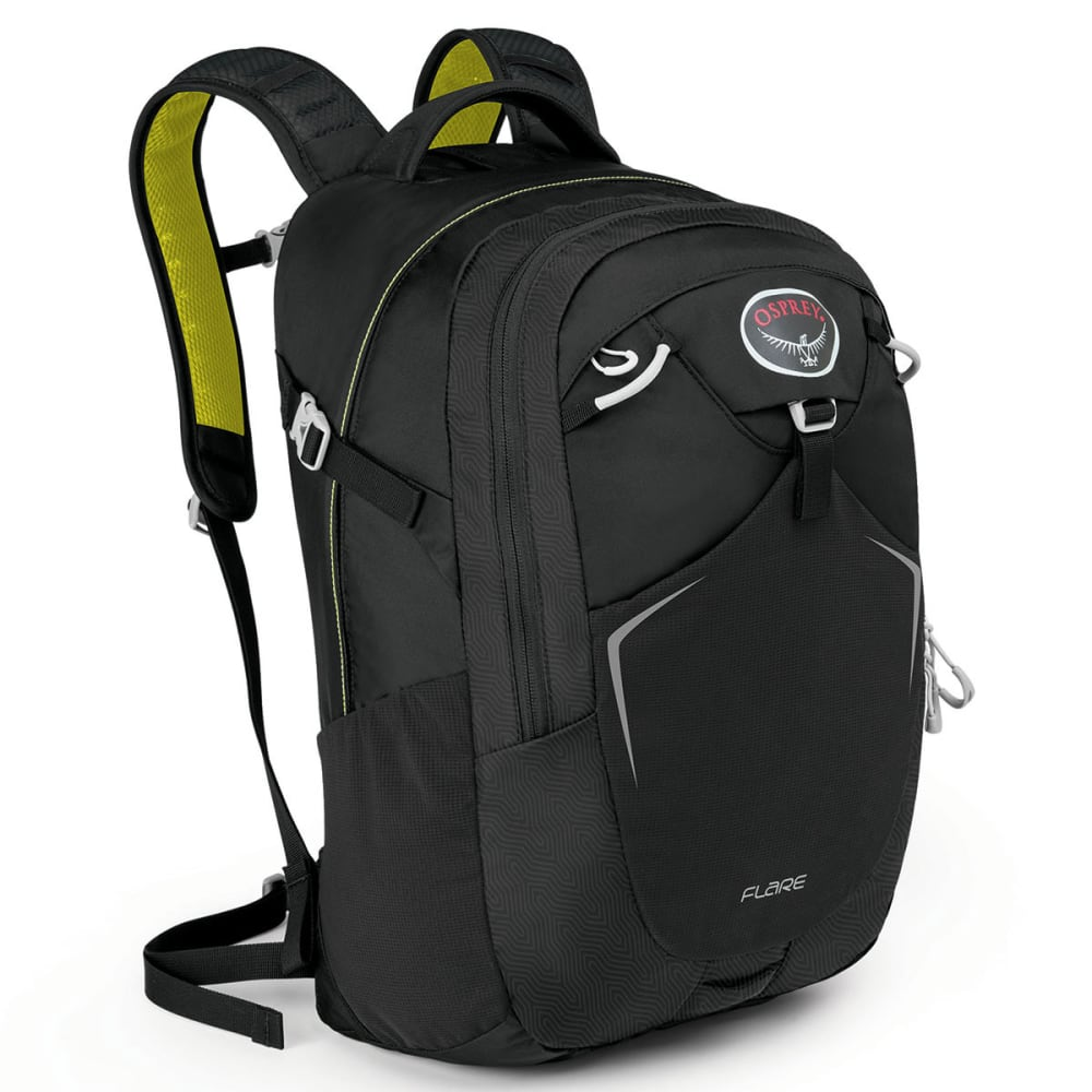 OSPREY Flare Daypack - BLACK