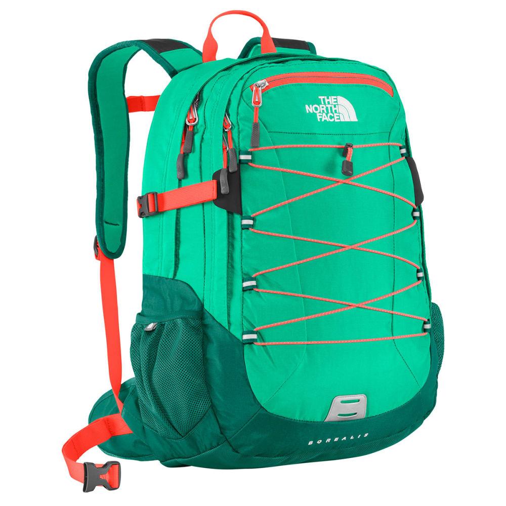 THE NORTH FACE Women's Borealis Backpack - BILLARD GREEN