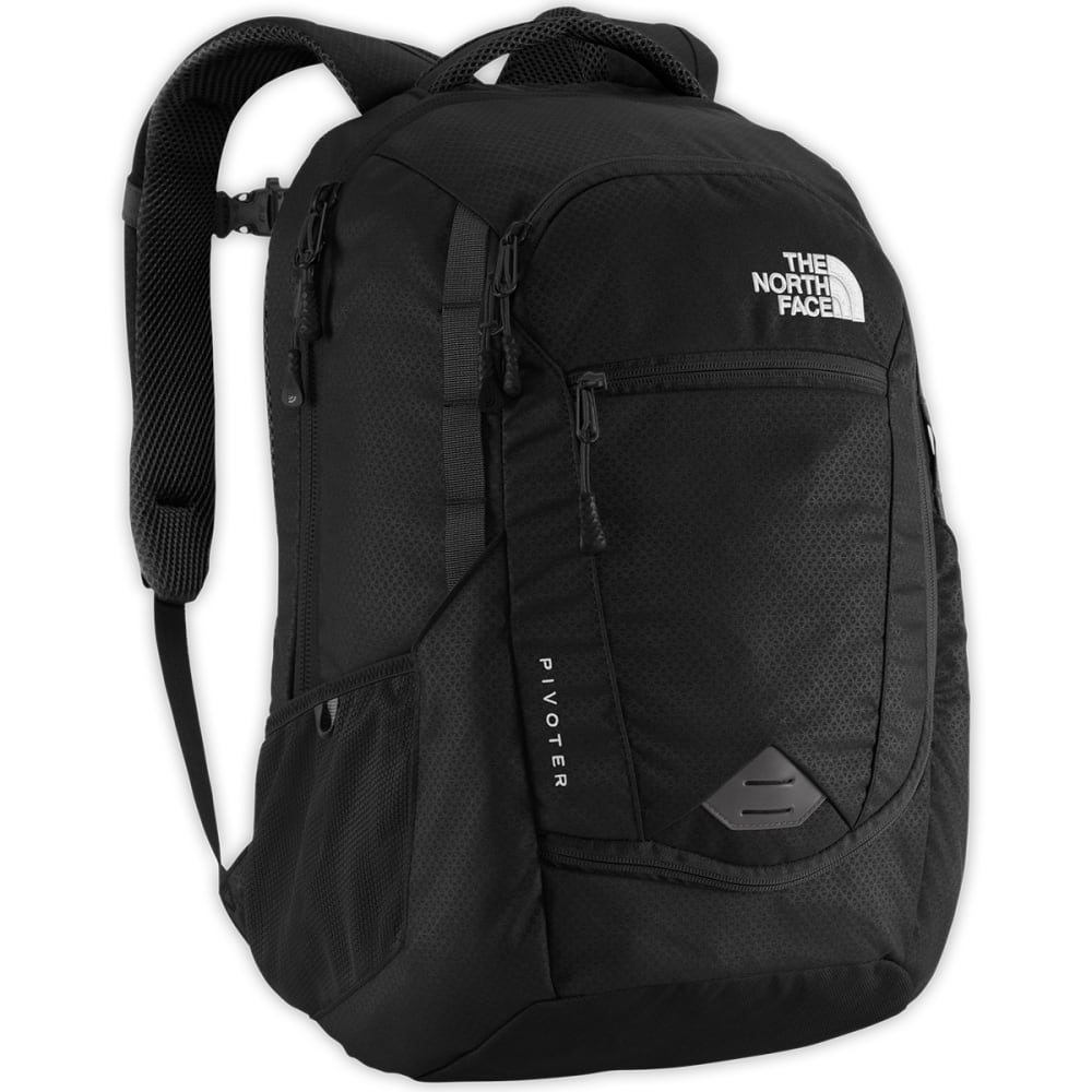 THE NORTH FACE Pivoter Backpack - TNF BLACK