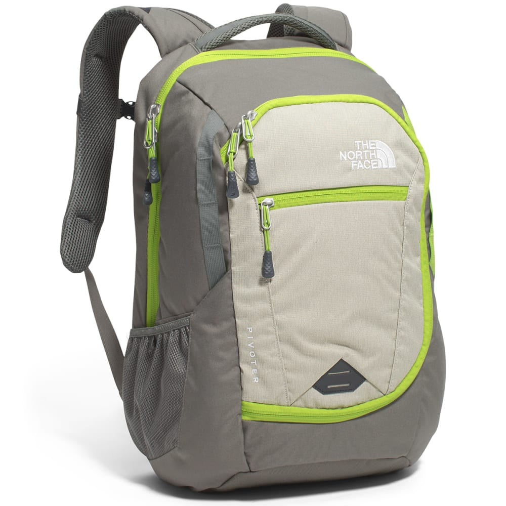 THE NORTH FACE Pivoter Backpack  - LONDON FOG HTR-LHA