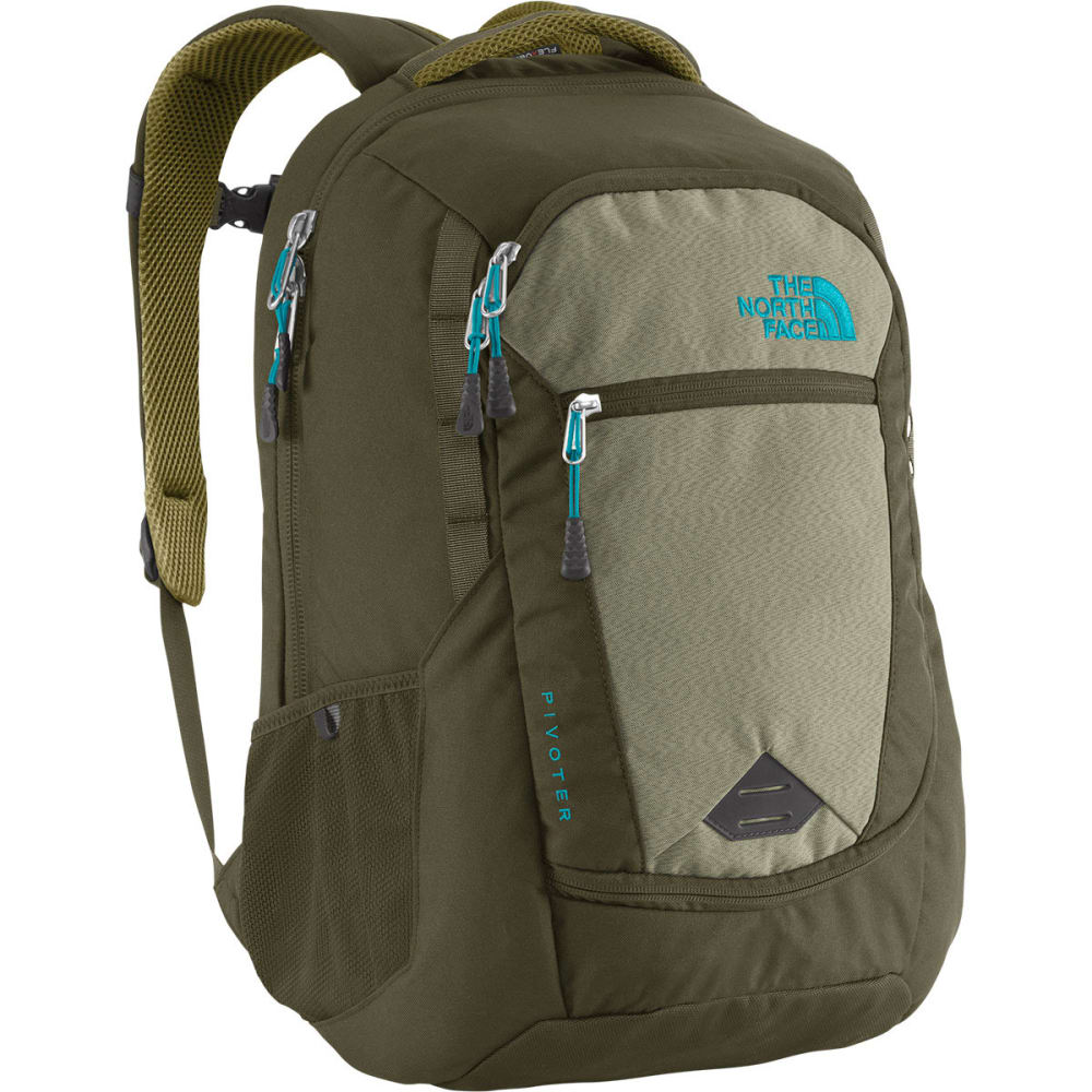 THE NORTH FACE Pivoter Backpack - FORESTNIGHT