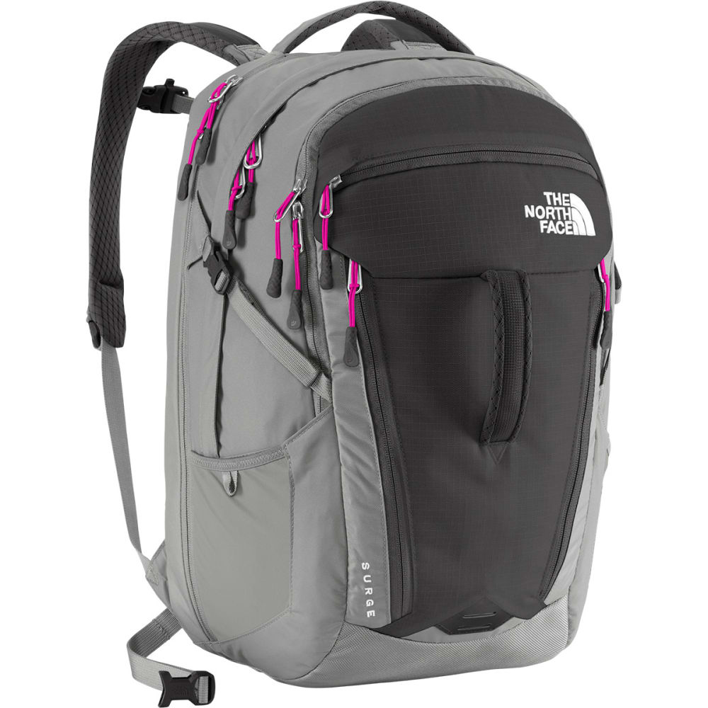 THE NORTH FACE Women's Surge Daypack - ASPLT GREY/QUAIL-LCU