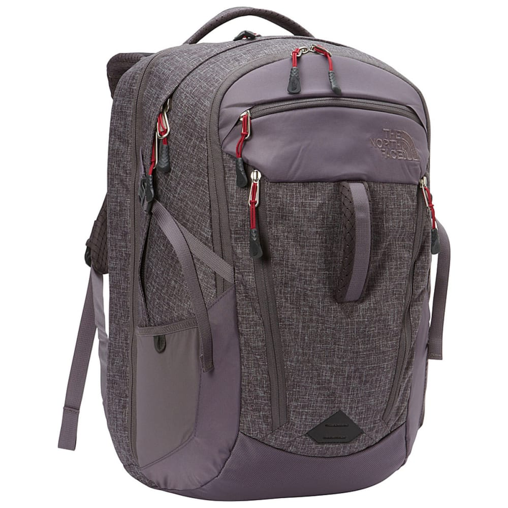 THE NORTH FACE Women's Surge Daypack  - RABBIT GREY HTR-LJL