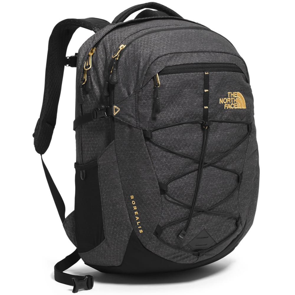 THE NORTH FACE Women's Borealis Daypack  - TNF BLACK/24K-LYZ
