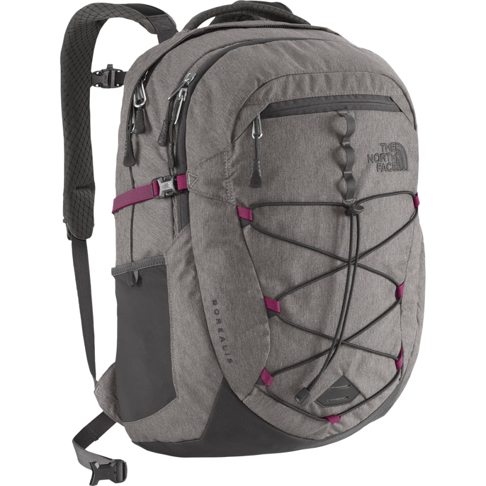 THE NORTH FACE Women's Borealis Daypack - ZINC GREY