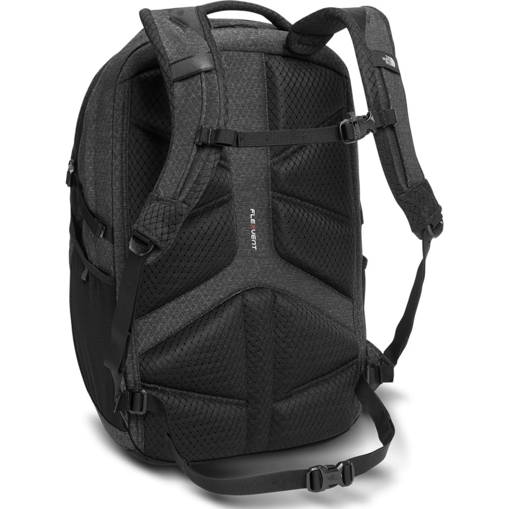 THE NORTH FACE Women's Borealis Daypack - TNF BLACK HTHR/CORAL