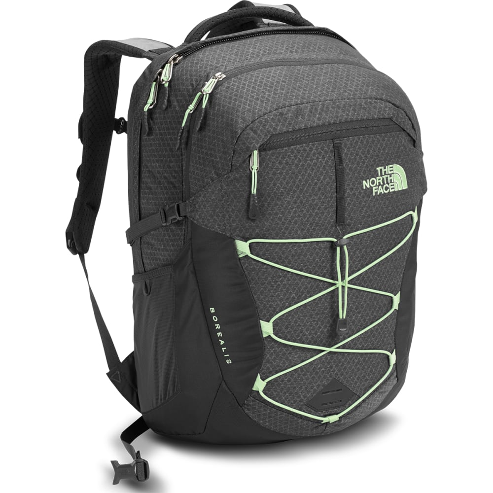 THE NORTH FACE Women's Borealis Daypack - ASPHALT GREY HTHR/GR