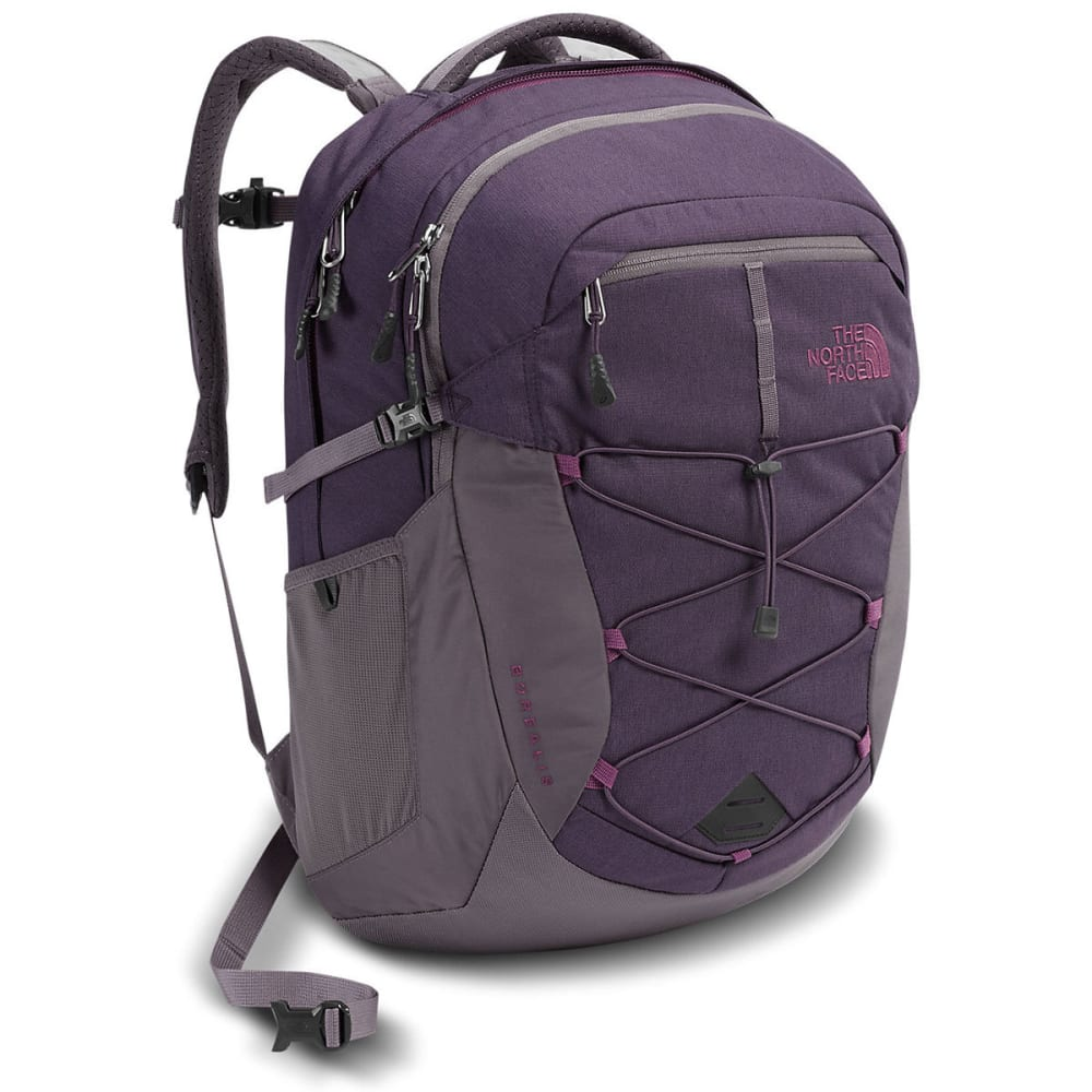 THE NORTH FACE Women's Borealis Daypack  - DARK EGGPLANT HTHR