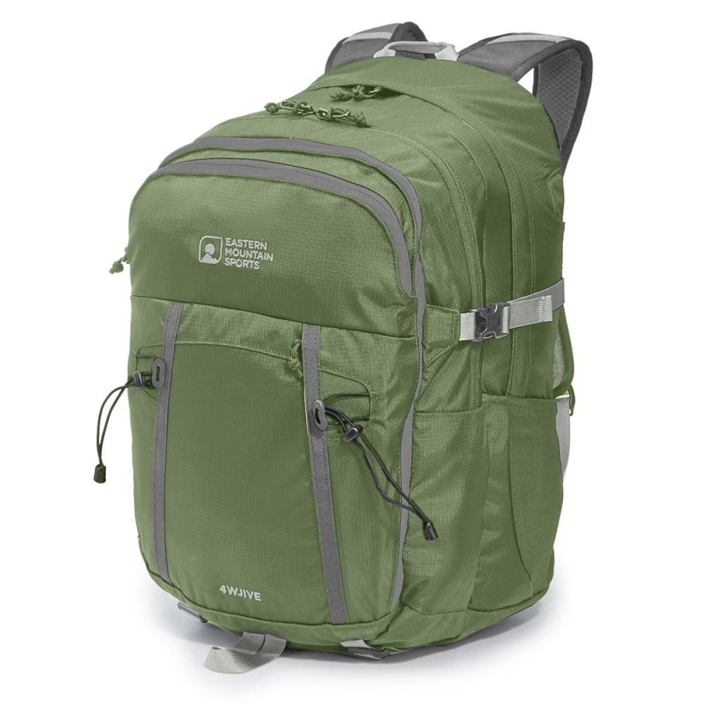 EMS 4WJIVE Daypack - LODEN GREEN
