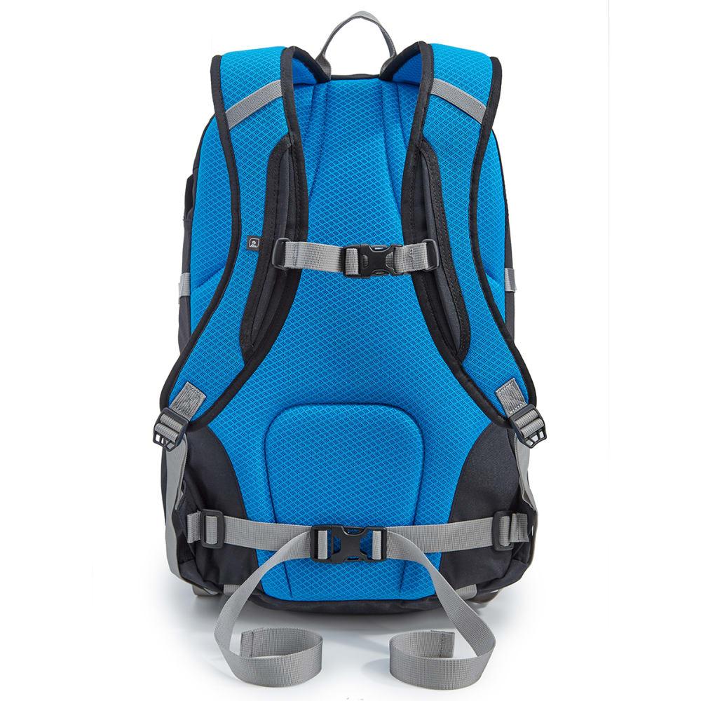 EMS® 4WJIVE Daypack - BLACK/METHYL BLUE