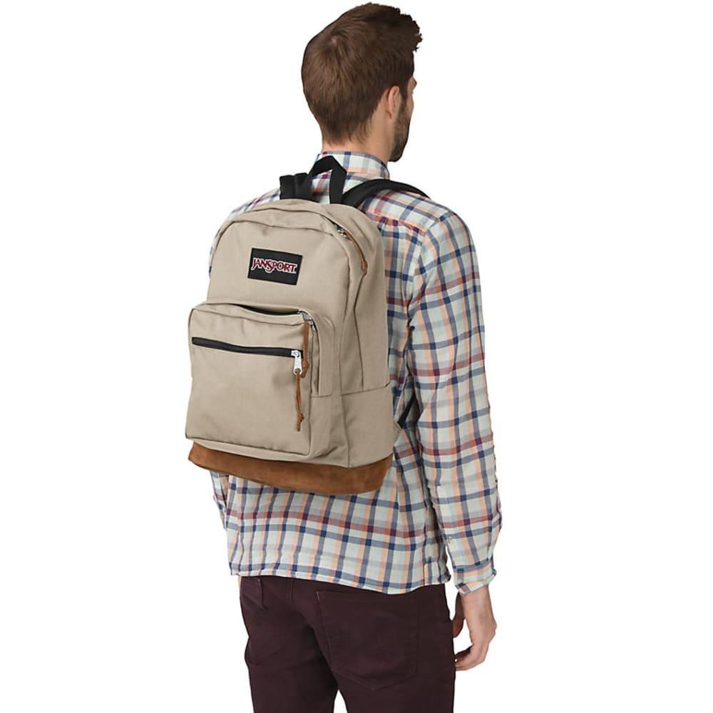 JANSPORT Right Pack Backpack - BEIGE