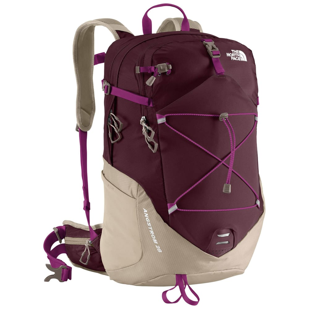 cce922b0dd08 THE NORTH FACE Women  39 s Angstrom 28 Daypack - RED