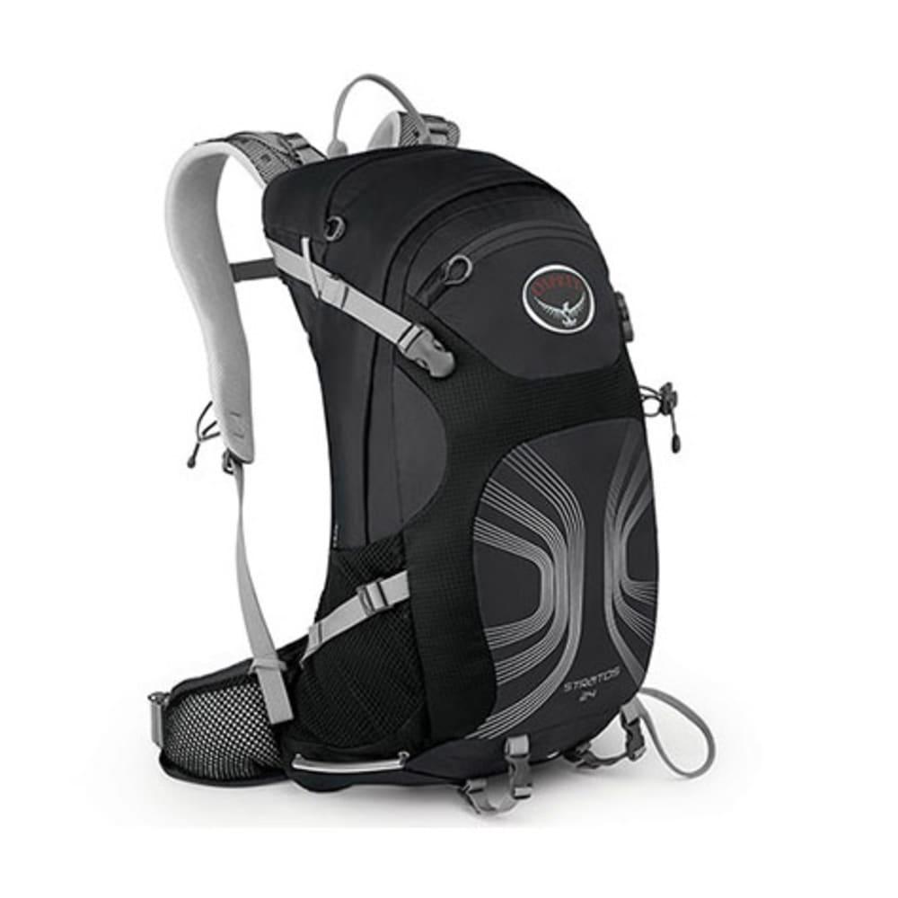 OSPREY Stratos 24 Backpack - ANTHRACITE