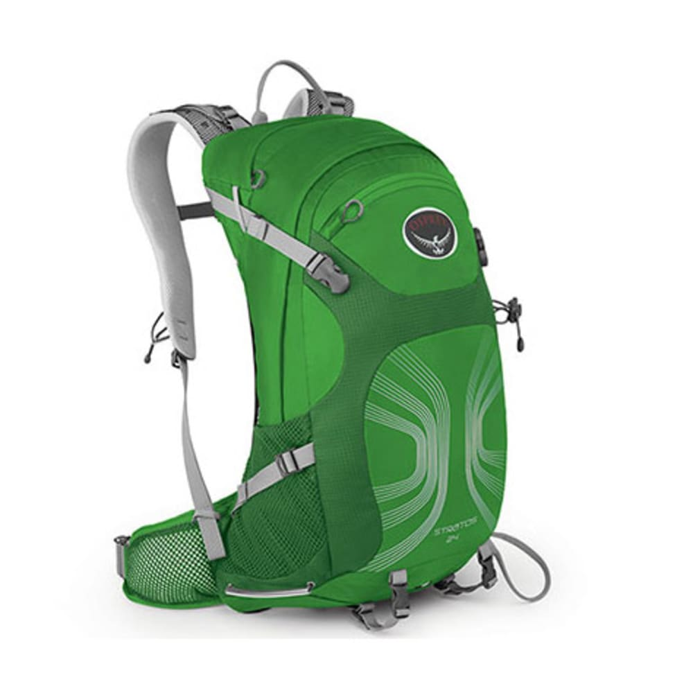 OSPREY Stratos 24 Backpack - PINE GRN