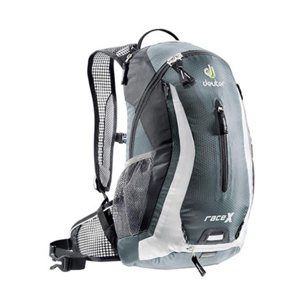 DEUTER Race X Daypack with 3L Reservoir - GRAN/BLUE