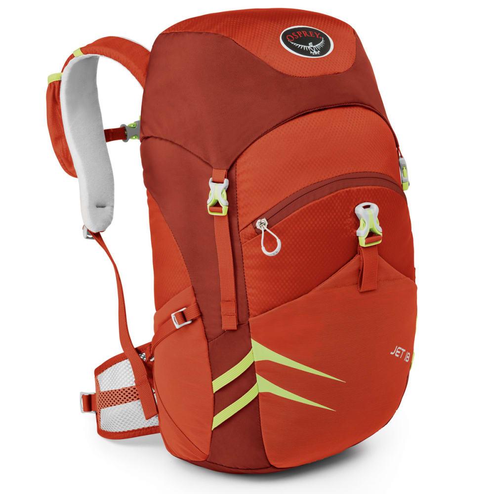 OSPREY Kids' Jet 18 Daypack - STRAWBERRY